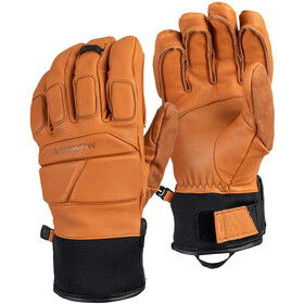 Mammut La Liste Handsker, brun